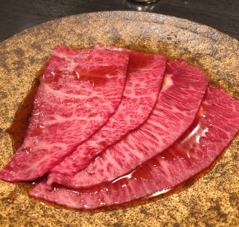 焼肉うしごろの肉