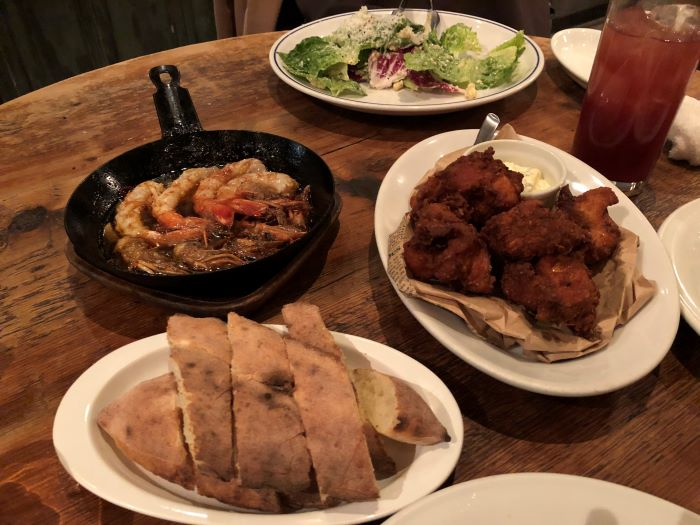 カンテラ立川店の料理