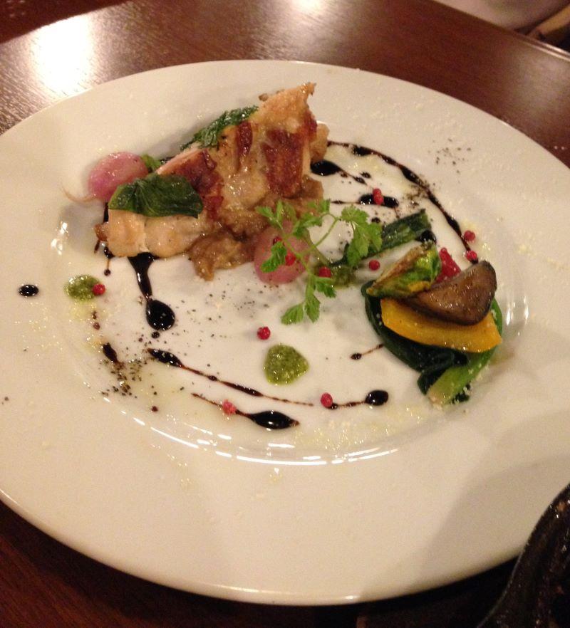 夜景イタリアン&肉バルGBの料理