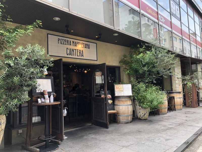 CANTERA(カンテラ)立川店の外観