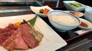 叙々苑ランチは土日でも予約必須?3,300円の焼肉ランチAを実食!