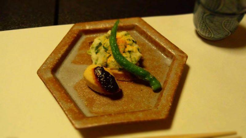 京都 花咲のミニ会席料理