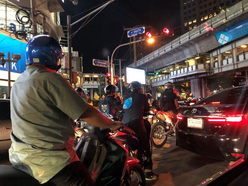 タイの道路