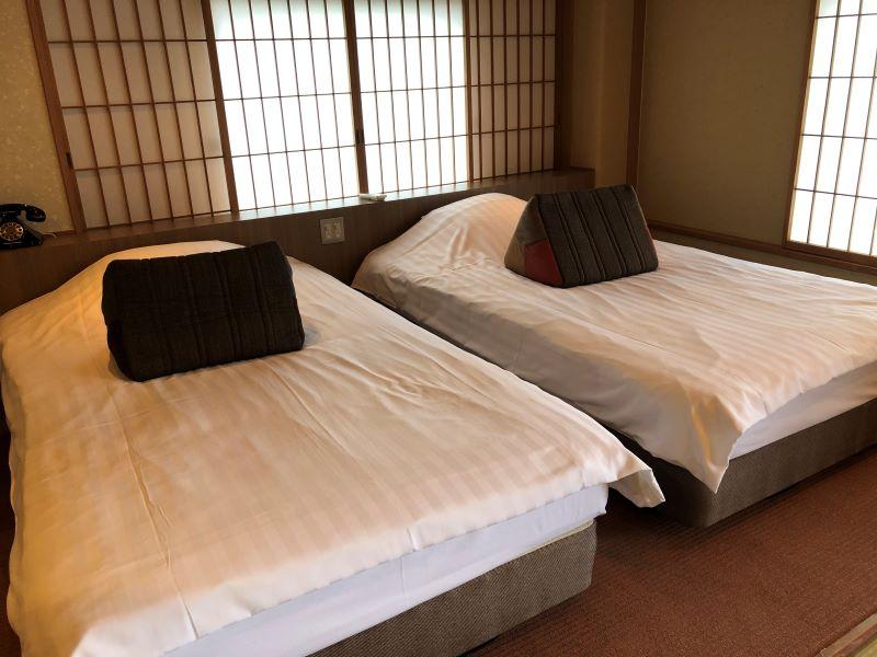 伊香保温泉ホテル天坊のお部屋