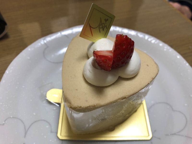 マプリエールのケーキ