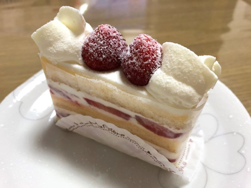 ケーキ「ガトーフレーズ」
