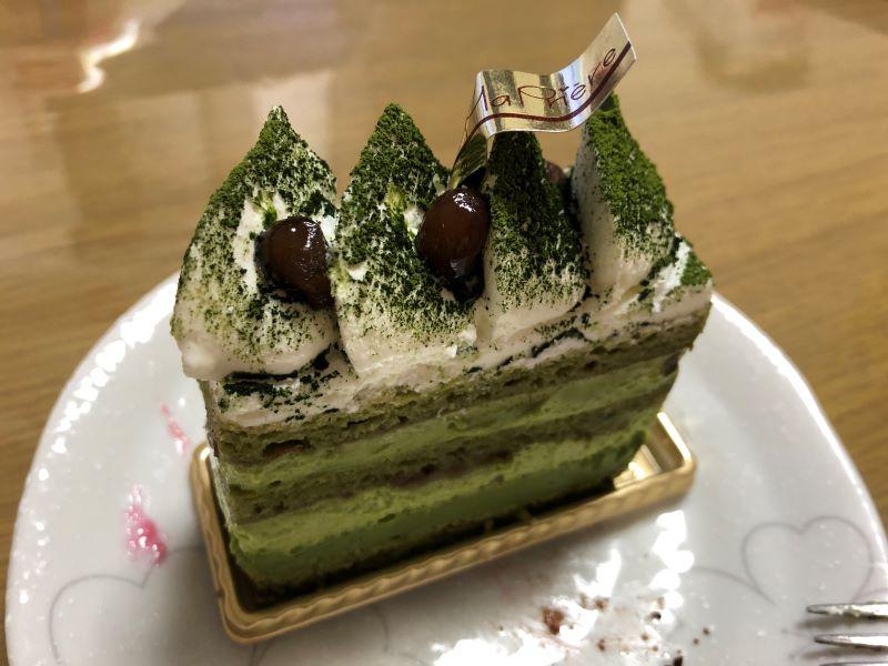 ケーキ「ガトーテヴェール」