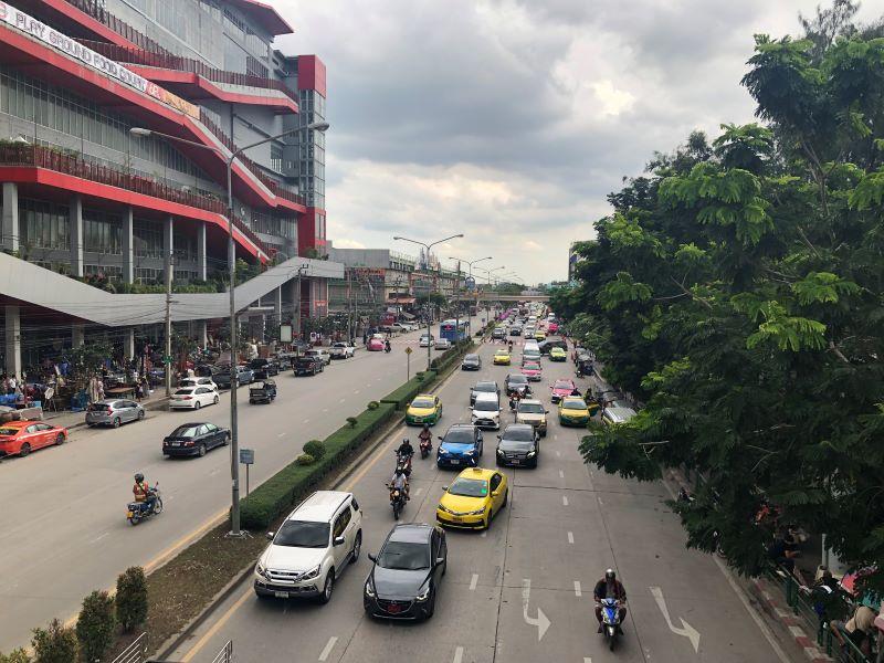 タイ旅行で撮った写真