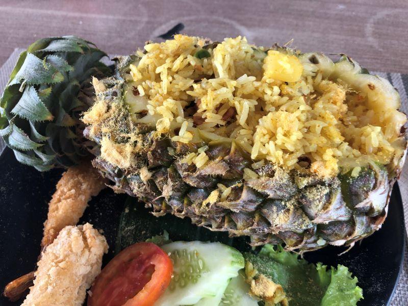 タイのカオオップサパロット
