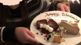 吉祥寺のアルトバウ ケーキプレートのクオリティーがすごい!