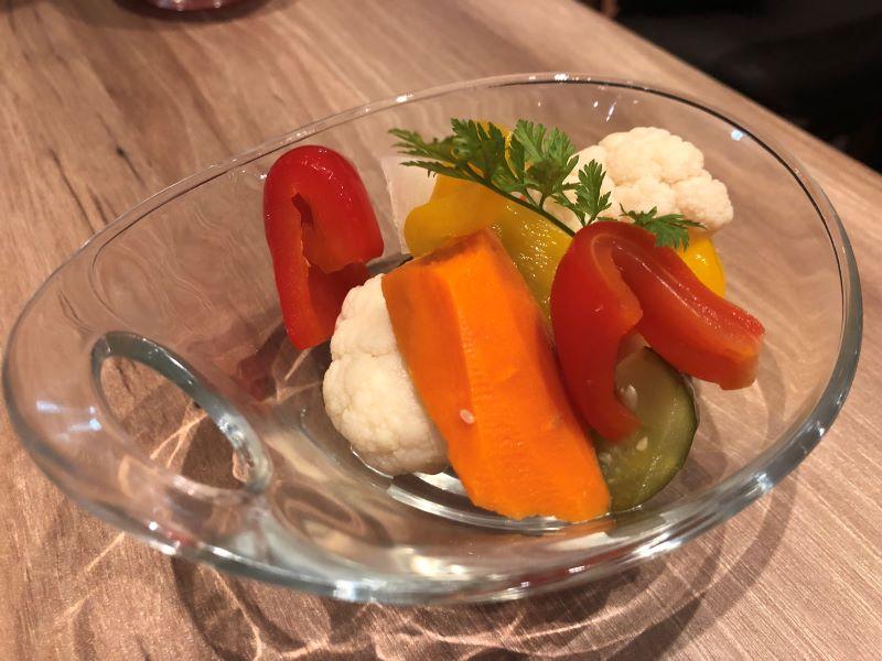 チーズキッチンラクレ新宿の料理