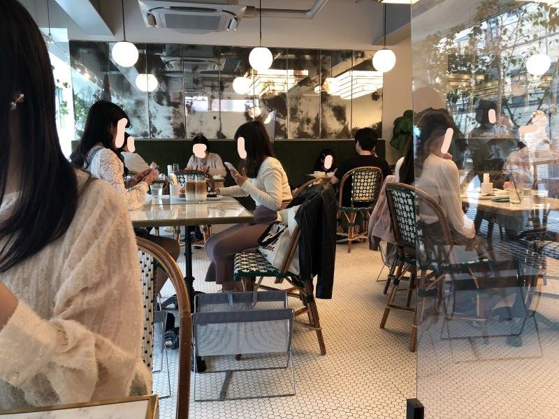 リベルテ吉祥寺カフェの雰囲気