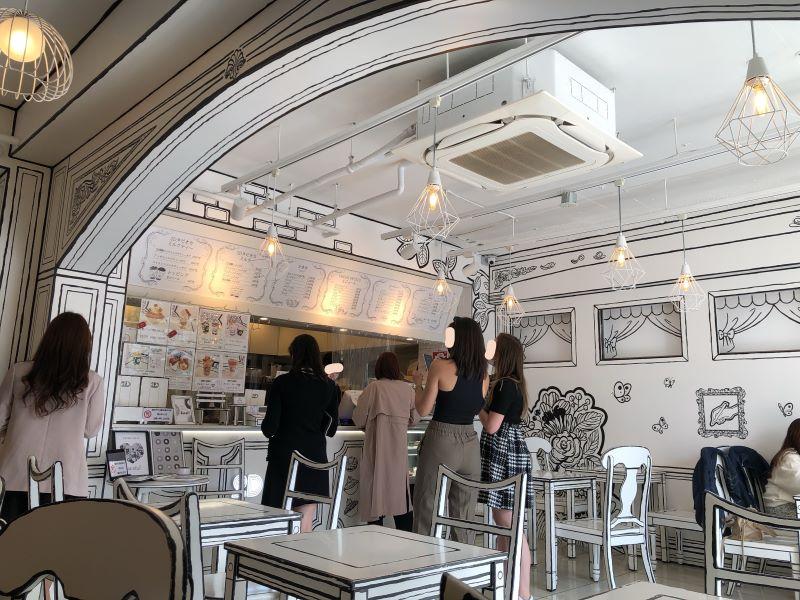 新大久保の2Dカフェ