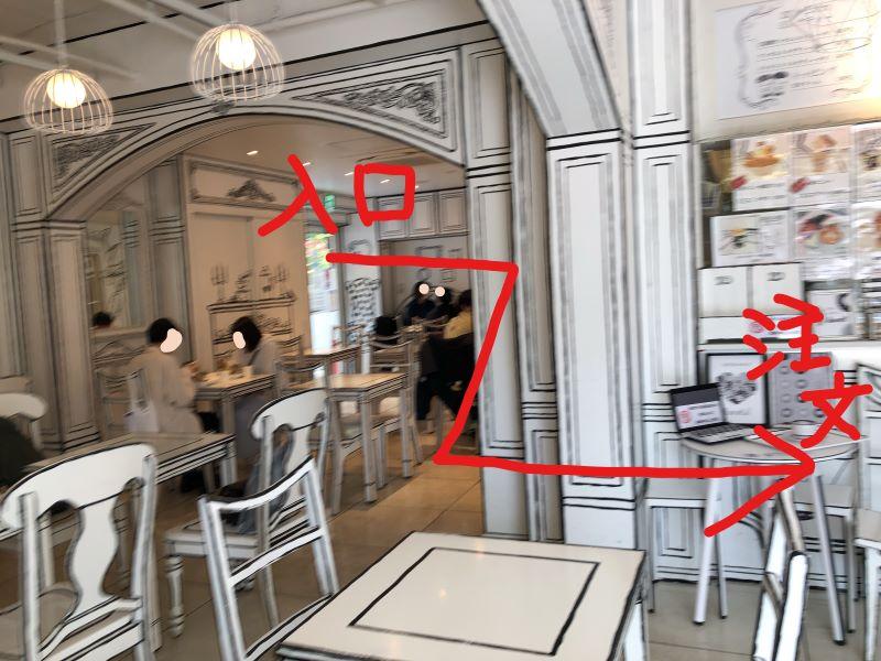 2Dカフェの注文方法